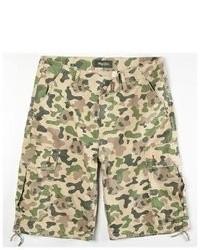 Lrg Panda Camo Shorts