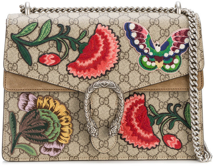 2d66dffb1865 ... Gucci Dionysus Gg Supreme Shoulder Bag ...
