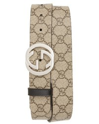 Reversible logo interlocking belt medium 3943158