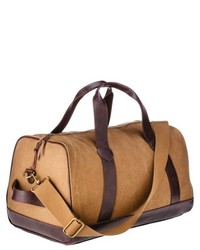 Merona Hawthorne Khaki Weekender Bag