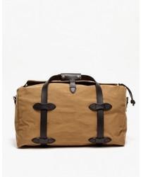 Small duffle bag in tan medium 370612