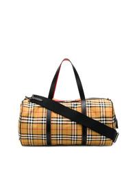 Burberry Vintage Check Holdall Bag