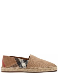 Burberry House Check Espadrilles