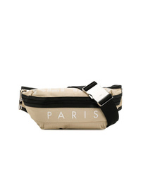 Tan Canvas Fanny Pack