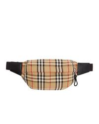 Burberry Beige Medium Sonny Belt Bag