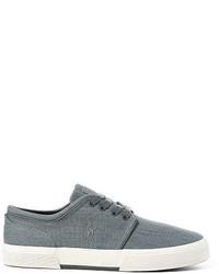 7de4edea2c2ae8 Polo Ralph Lauren Faxon Canvas Low Top Sneaker