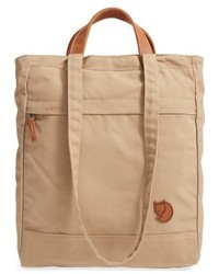 FjallRaven Totepack No1 Water Resistant Tote Black