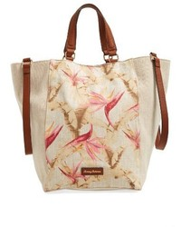 Tommy Bahama Reef Convertible Tote Beige