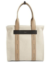 Rag & Bone Summer Friday Canvas Tote Blue