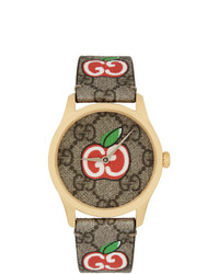 Gucci Gold Chinese Valentines Day G Timeless Watch