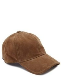 Rag & Bone Marilyn Suede Baseball Cap