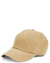 American Needle Washed Baseball Cap Beige