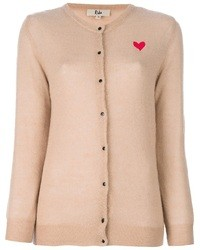 Tan cardigan original 1338477