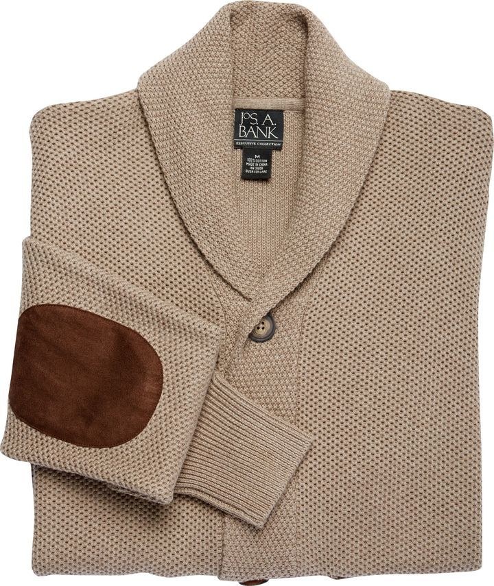 Executive Cotton Cardigan Sweater | Where to buy & how to wear