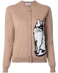 MSGM Cat Cardigan