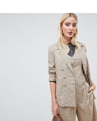 UNIQUE21 Double Breasted Blazer Co Ord