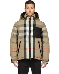Burberry Down Vintage Check Jacket