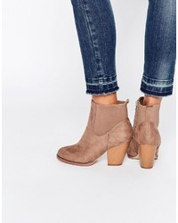 Boohoo Heeled Chelsea Ankle Boot