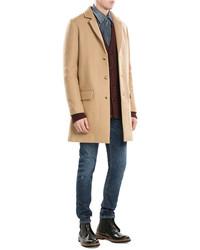 A.P.C. Wool Cotton Coat