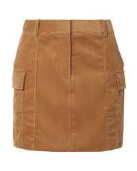 Stella McCartney Cotton Corduroy Mini Skirt