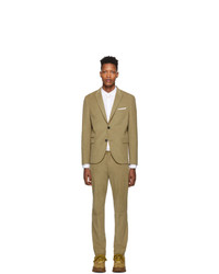 Tan Corduroy Suit
