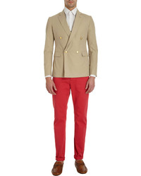 Band Of Outsiders Double Breasted Sportcoat