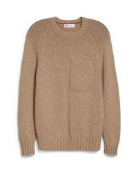 Brunello Cucinelli Alpaca Yak Sweater