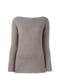 Fashion Clinic Timeless Boat Neck Jumper