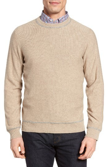 Luciano Barbera Cashmere Sweater | Where to buy & how to wear