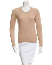 Loro Piana Crew Neck Cashmere Sweater