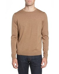 Nordstrom Men's Shop Crewneck Merino Wool Sweater