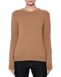 Valentino Long Sleeve Knit Cashmere Sweater