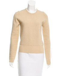 Calvin Klein Collection Pure New Wool Crew Neck Sweater