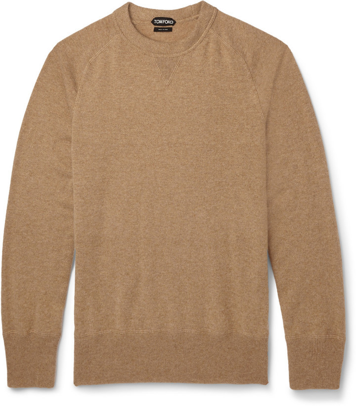 Tom Ford Slim Fit Cashmere Sweater | Where to buy & how to wear