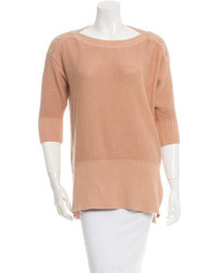 Alexander Wang T By Button Embellished Sweater