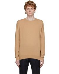 Husbands Tan Cashmere Sweater