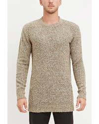 Forever 21 Textured Loop Knit Sweater