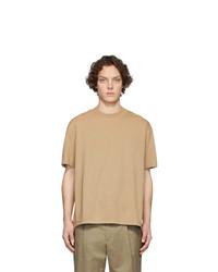 Joseph Beige Gart Dye T Shirt