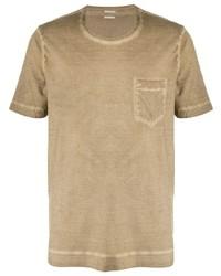 Massimo Alba Chest Pocket T Shirt
