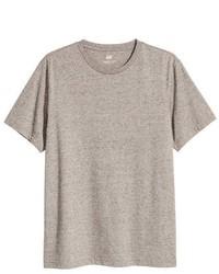 H&M Crew Neck T Shirt Regular Fit