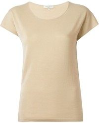 Etro Scoop Neck T Shirt