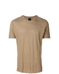 Thom Krom Paneled T Shirt