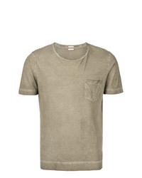 Massimo Alba Patch Pocket T Shirt