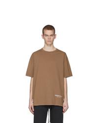 Essentials Tan Core T Shirt
