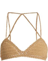 Essential crochet bikini top medium 3710295