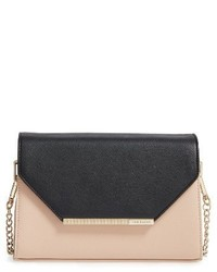 Ted Baker London Envelope Crossbody Bag Beige