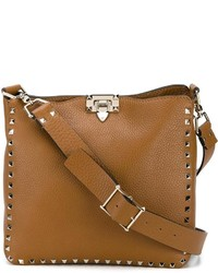 Valentino Garavani Rockstud Messenger Bag