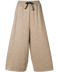Maison Margiela Wide Leg Track Pants