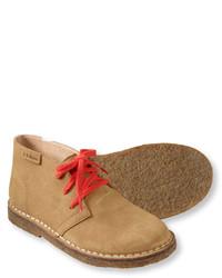 Tan Desert Boots