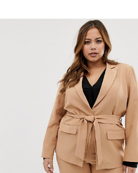 Fashion Union Plus Blazer With Co Ord